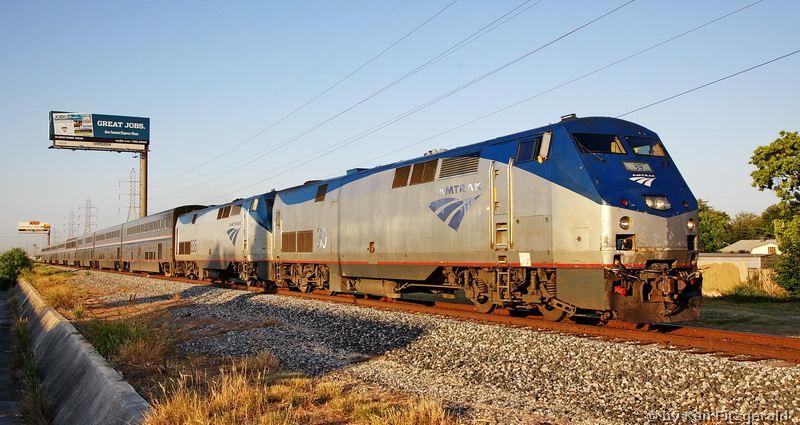 Amtrak Current Operations Fl9