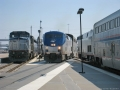 Amtrak_Trains_821_and_22_and_21_Fort_Worth_TX_03-17-10