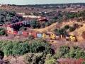 ATSF_5072_885_Train_Brownwood_TX_12-04-90