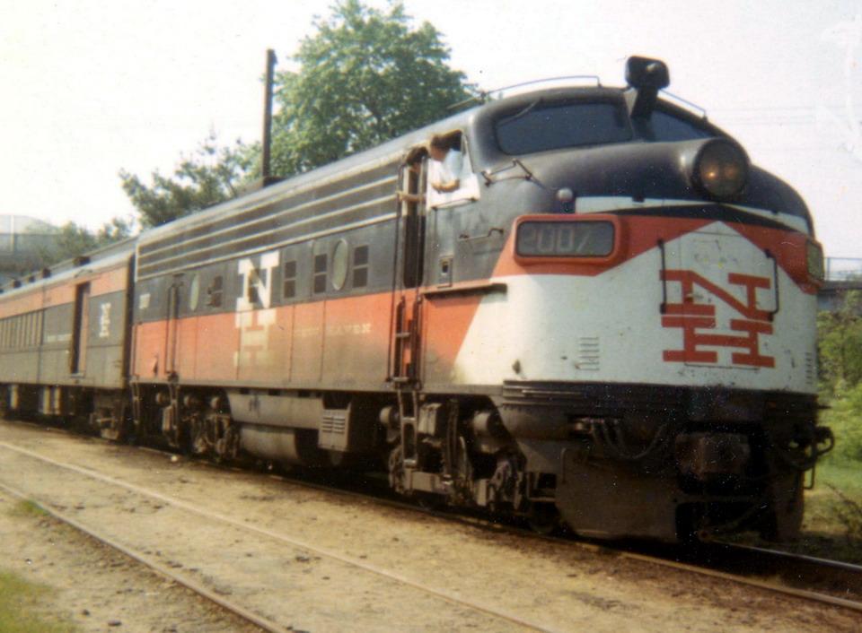 FL9 at Wilton CT 1969